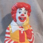 Funny Cookie Jars - Pin Ronald McDonald