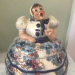 Funny Cookie Jars - Pin Woman