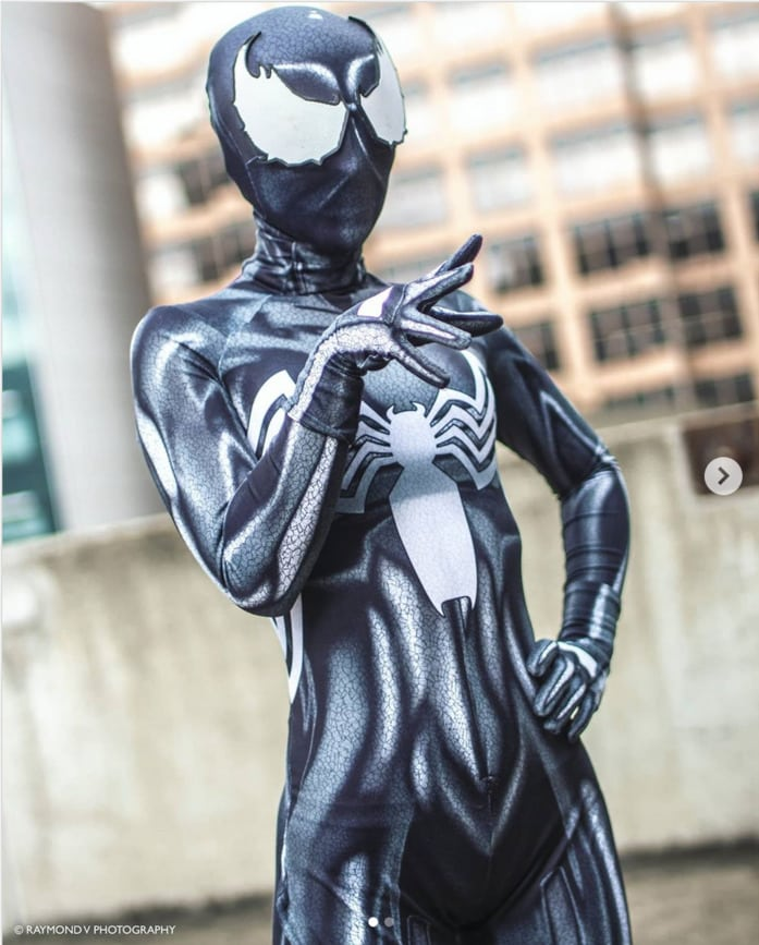 Halloween Costumes With Masks - Venom