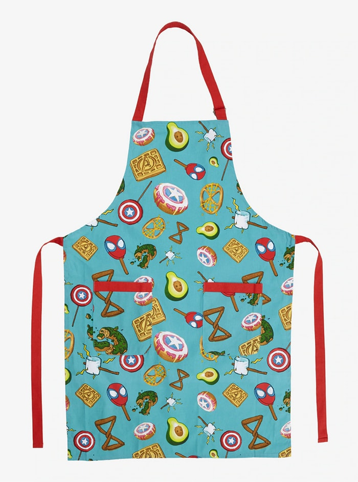 Marvel Box Lunch Eat the Universe Collection - Apron