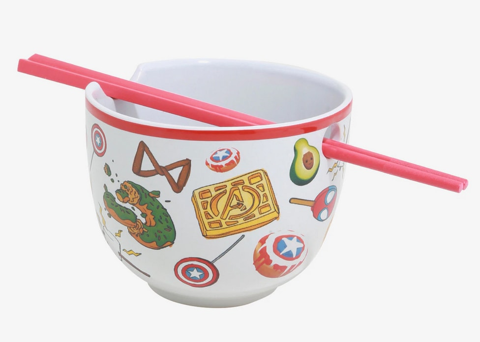 Marvel Box Lunch Eat the Universe Collection - Ramen Bowl