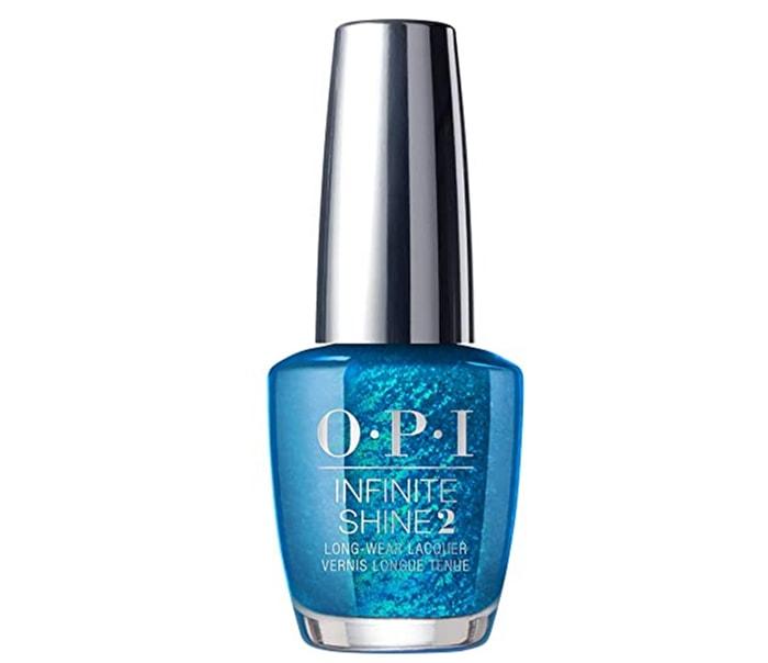 Summer Nail Colors - OPI Infinite Shine Abergreen Polish