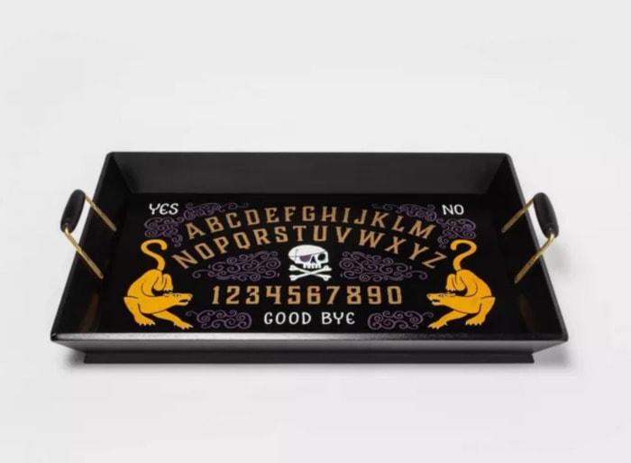 Target Hyde and Eek - Ouija Board Serving Tray