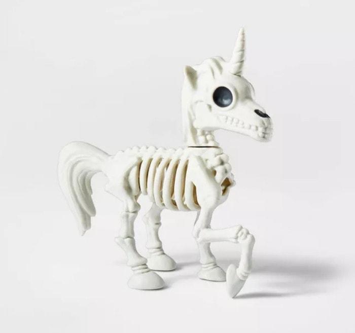 Target Hyde & EEK! Boutique 2020 - Skeleton Unicorn