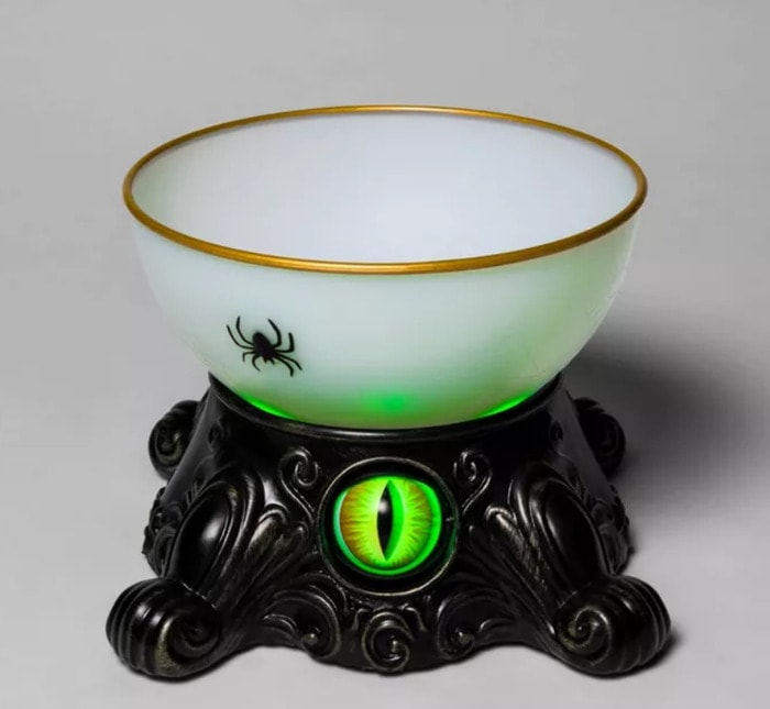 Target Hyde & EEK! Boutique 2020 - Illuminated Bowl with Dragon Eye