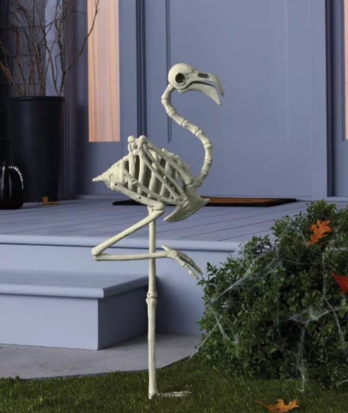Target Hyde & EEK! Boutique 2020 - Skeleton Flamingo