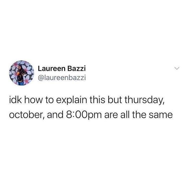 Funny Tweets - October
