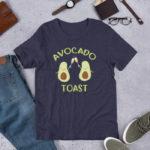 Avocado Toast Toasting