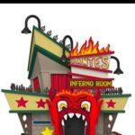 Beetlejuice Decor - Pin Dante's Inferno