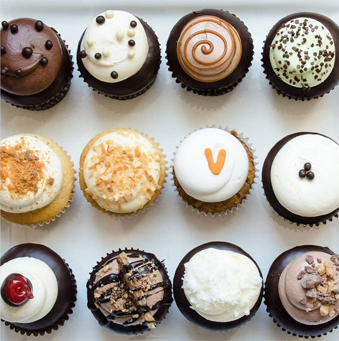 Black-Owned Bakeries - The Sweet Lobby Cupcakes