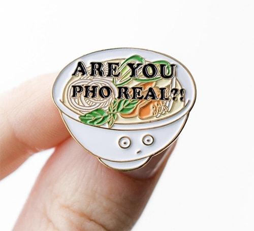 Food Puns - Are You Pho Real