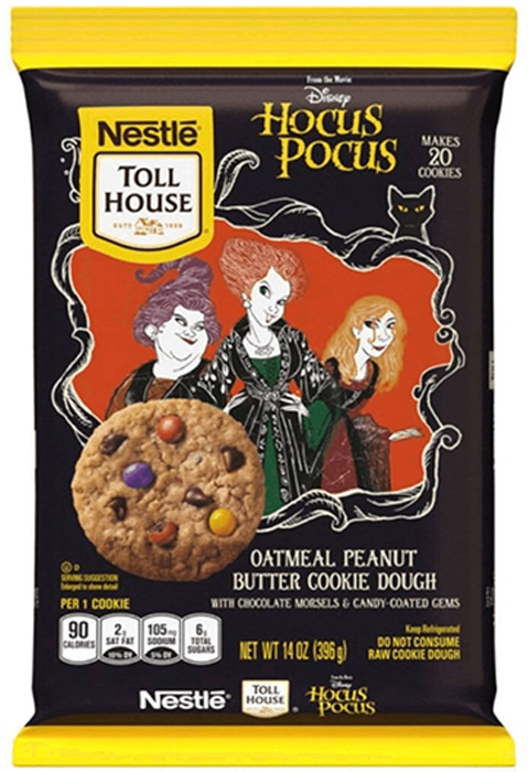 Hocus Pocus Cookie Dough