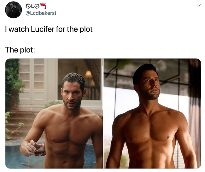 Lucifer Memes - The Plot