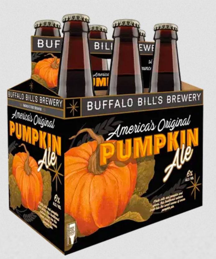 Pumpkin Beers - Buffalo Bill