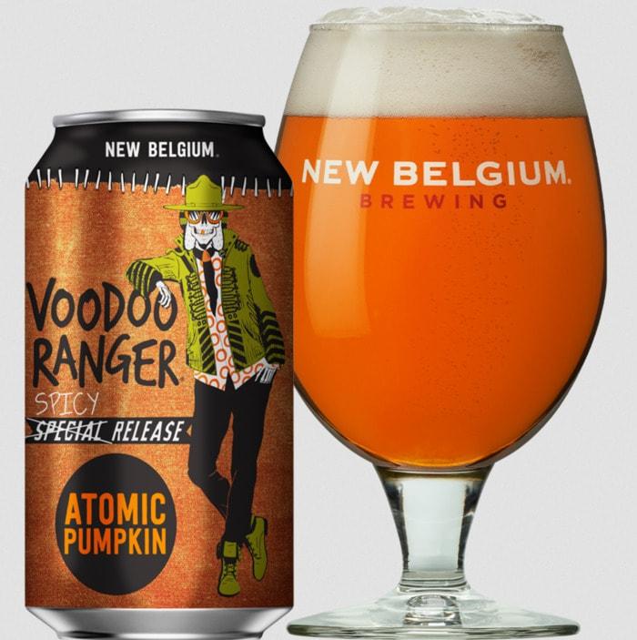 Pumpkin Beers - New Belgium Voodoo Ranger Atomic Pumpkin