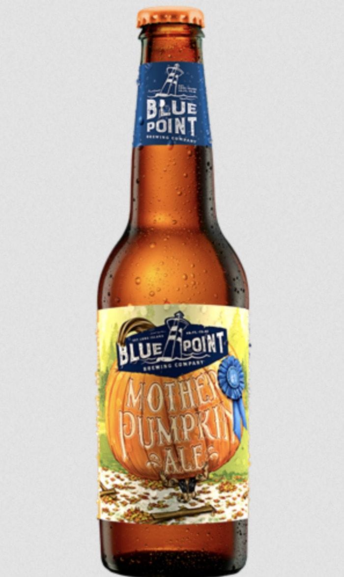 Pumpkin Beers - Blue Point Mother Pumpkin Ale