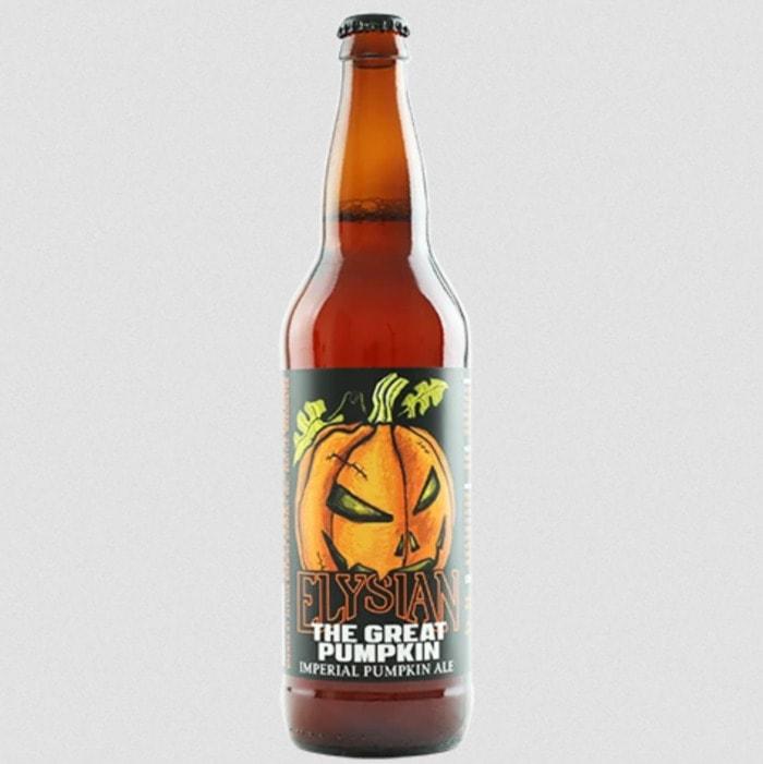 Pumpkin Beers - Elysian Brewery Great Pumpkin