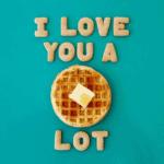 Food Puns - Waffle