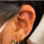 Types of Ear Piercings - Pin