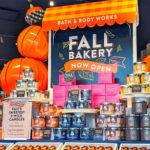 Bath Body Works Fall Bakery Candle Sale