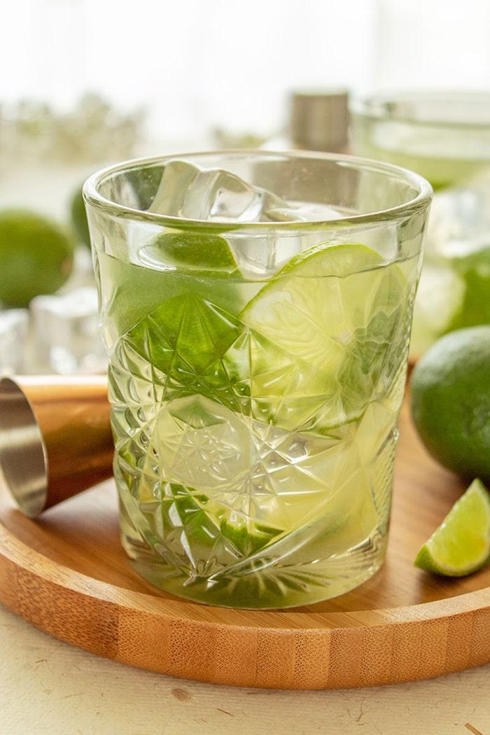 Popular Cocktails - Caipirinha