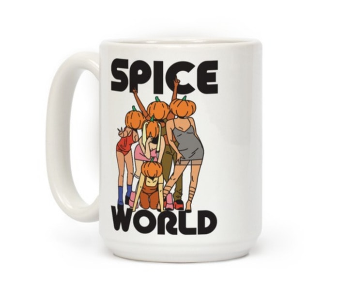 Pumpkin Puns - Spice World