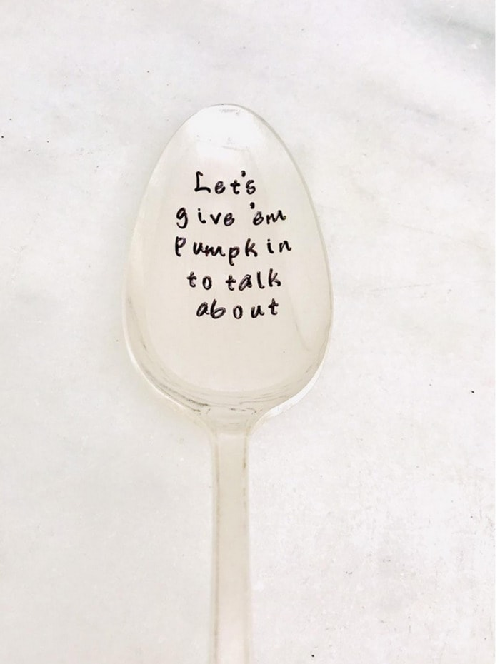 Pumpkin Puns - Pumpkin to Talk About