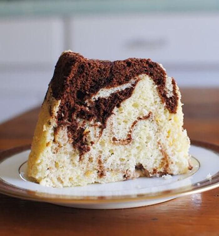 Types of Cake - Chiffon