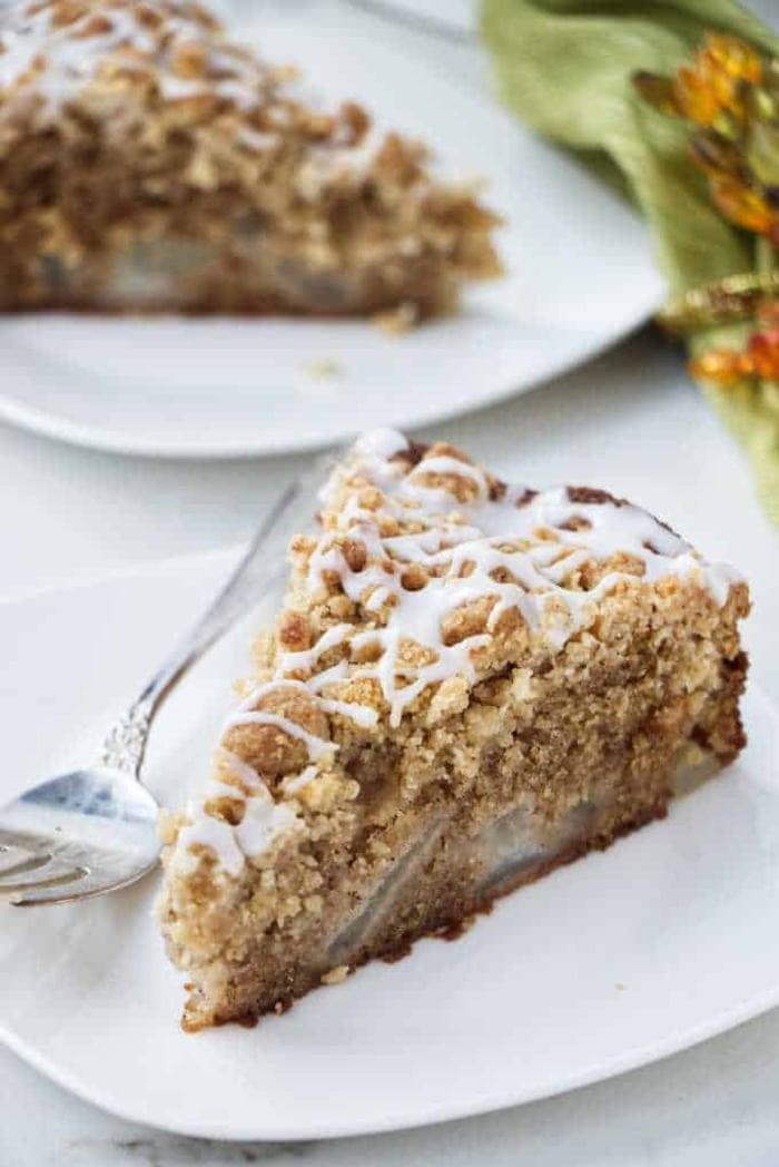 Types of Cake - Coffeecake