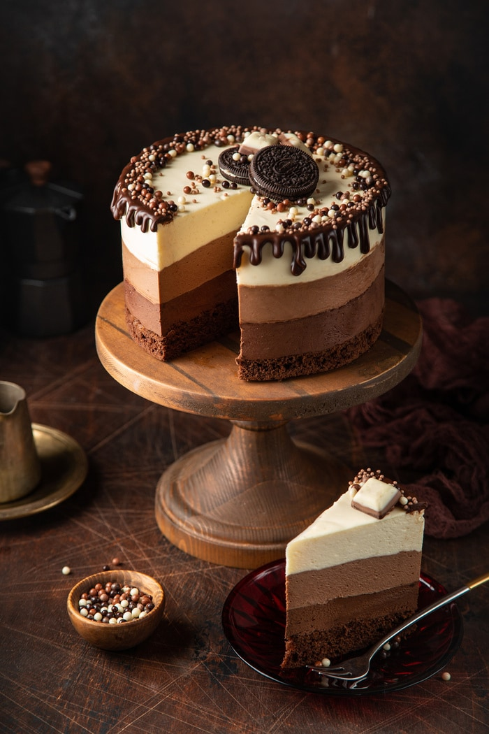 Types of Cake - Mousse