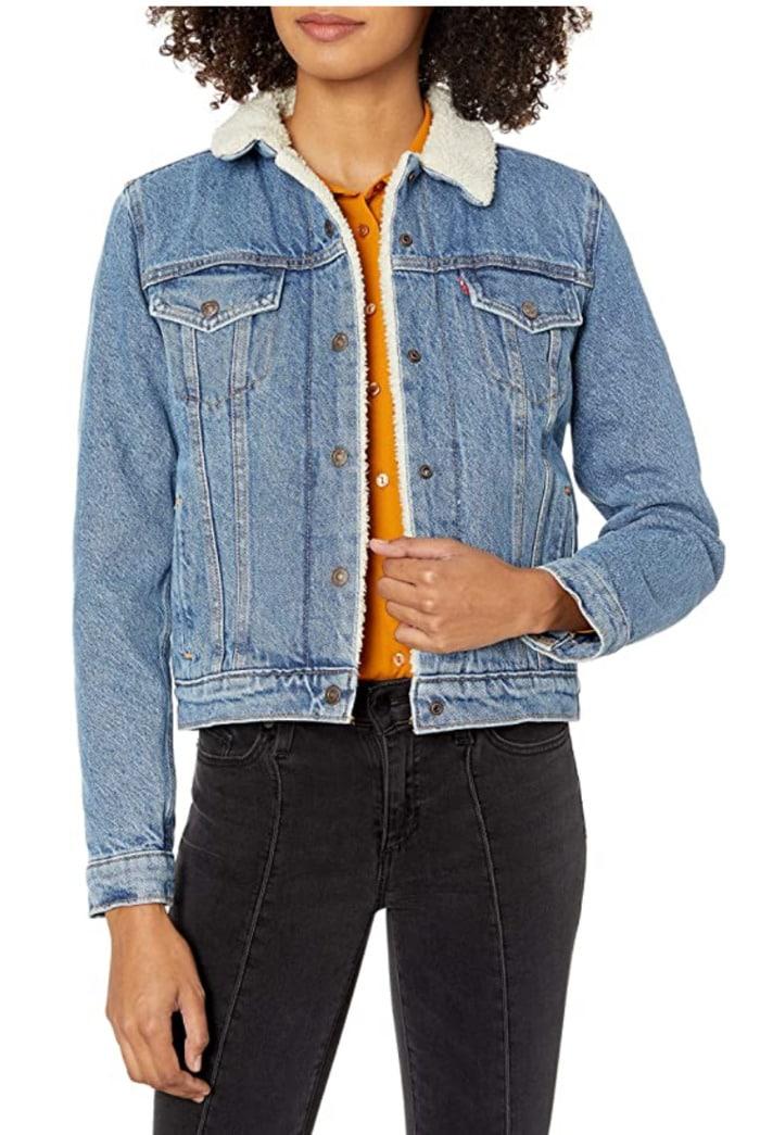 Amazon Prime Day Deals - Levi's Sherpa Jacket