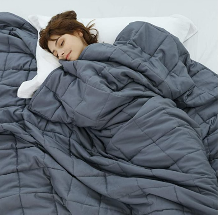Amazon Prime Day Deals - Weighted Blanket