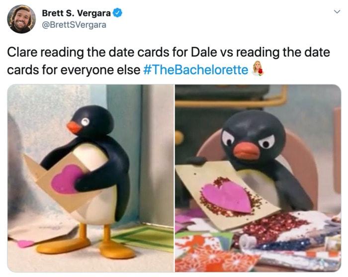Bachelorette Memes - angry penguin