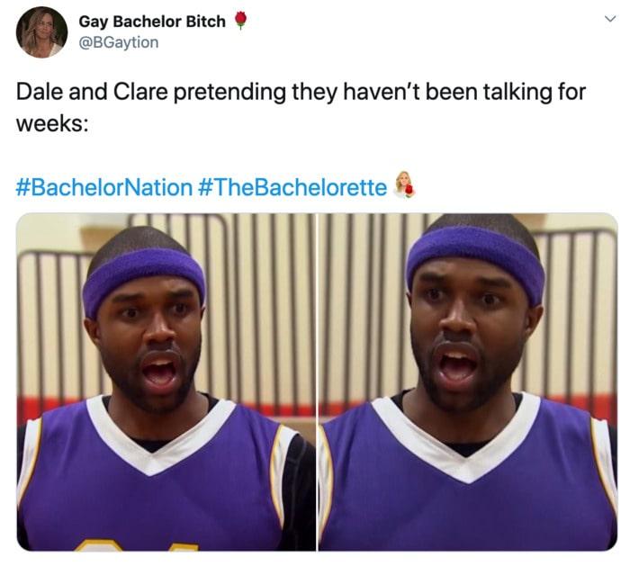 Bachelorette Memes - dale claire