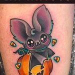 Bat Tattoos Pin