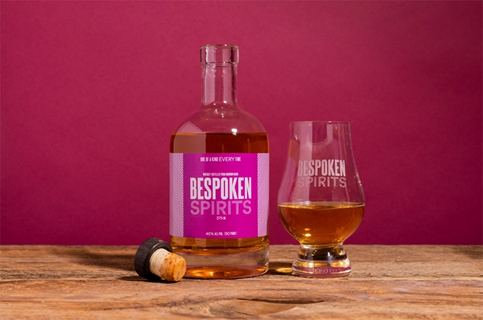 Bespoken Spirits Whiskey