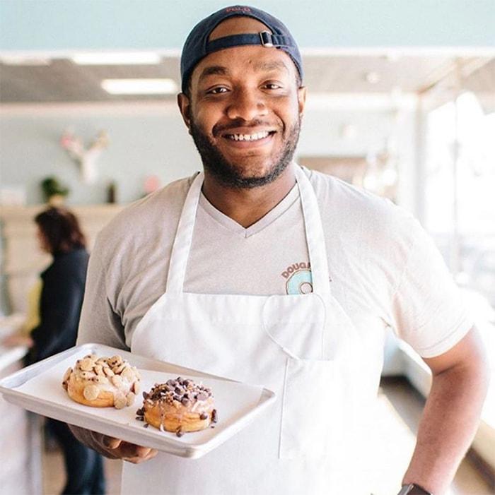 Black-Owned Donut Shops - Dough Boy