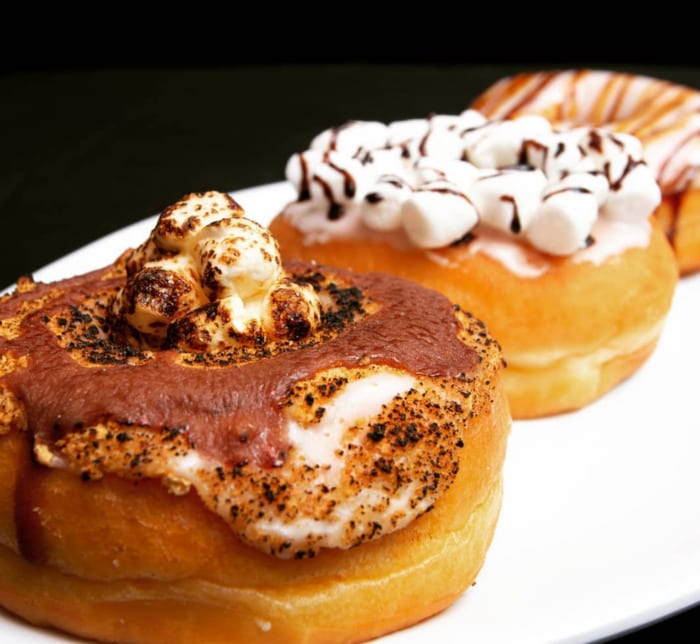 Black-Owned Donut Shops - Glazed The Doughnut Cafe