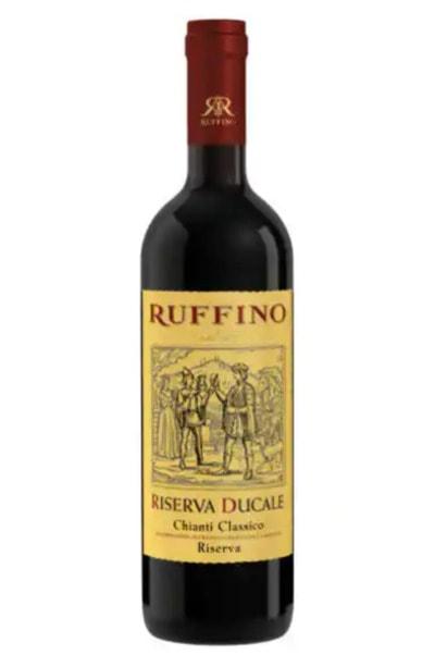 Food and Wine Pairings - Ruffino Chianti