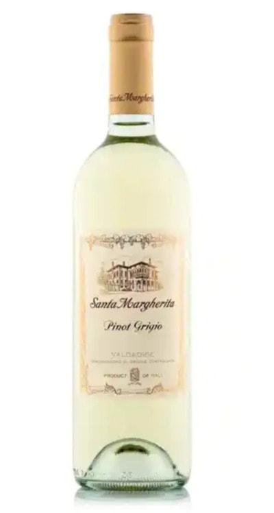 Food and Wine Pairings - Pinot Grigio