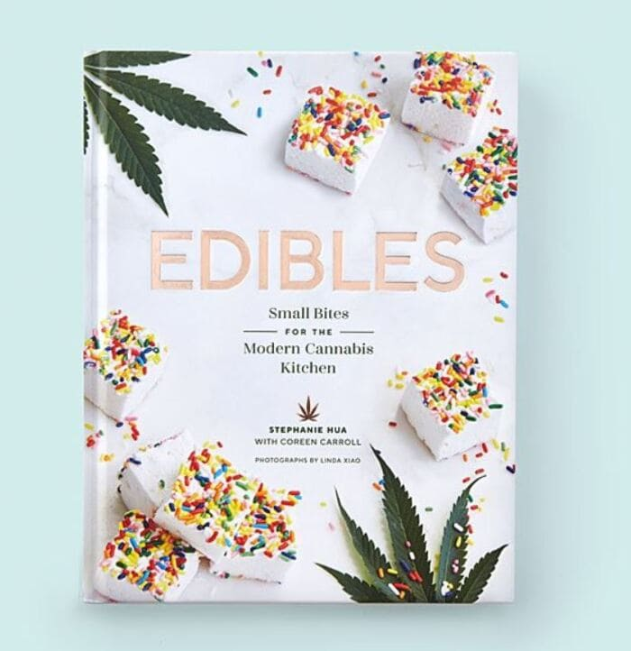 Foodie Gift Guide - Edibles Small Bites Cook Book