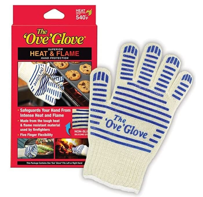 Foodie Gift Guide - The Ove Glove