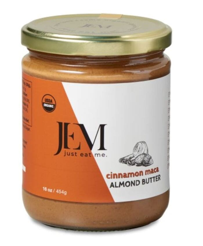 Foodie Gift Guide - Almond Butter