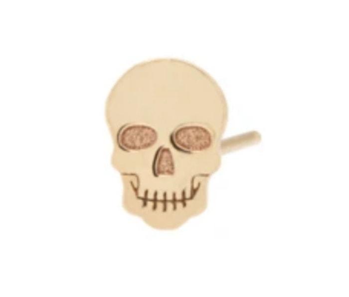 Goth Gift Guide - Skeleton Earrings