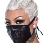 Halloween Face Masks - Skull mask