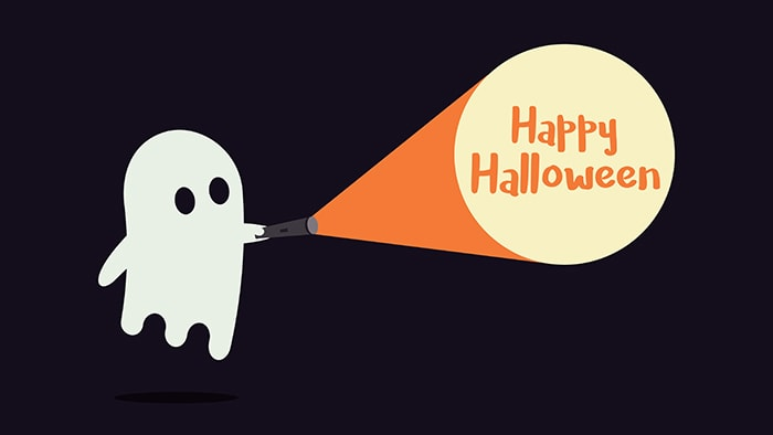 Halloween Jokes - Ghost