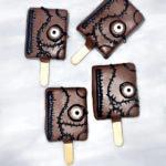 Hocus Pocus Desserts - Spell Book Cake Pops