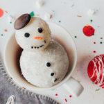 Hot Chocolate Bombs - Snowman