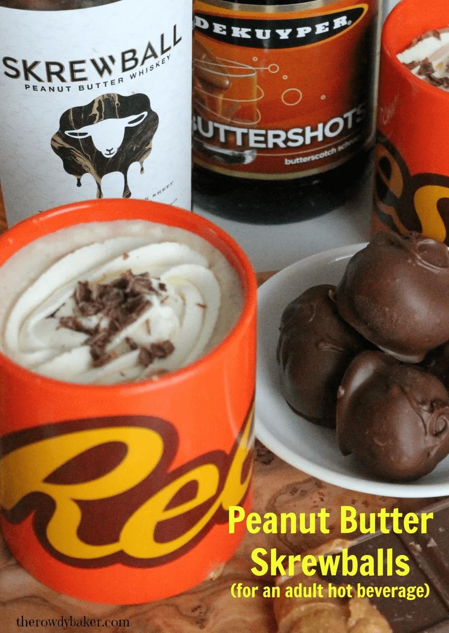 Hot Chocolate Bombs - Peanut Butter