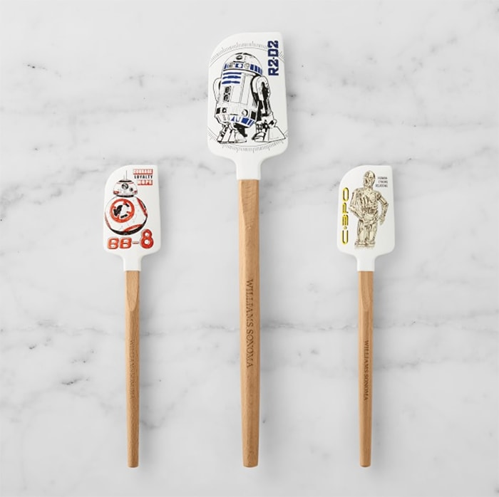 Mother's Day Gift Ideas Food - Star Wars Droid Spatulas